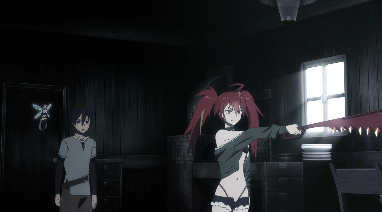 KyuukyokuShinkaFullDive Episode6 6
