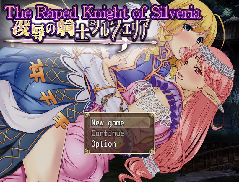 TheRapedKnightofSilveria Eroge RPG 1