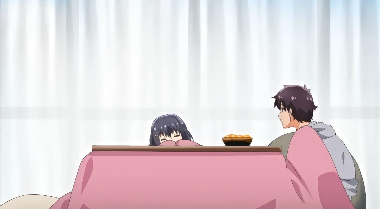 OniichanAsamadeZuttoGyutteShite Episode3 43