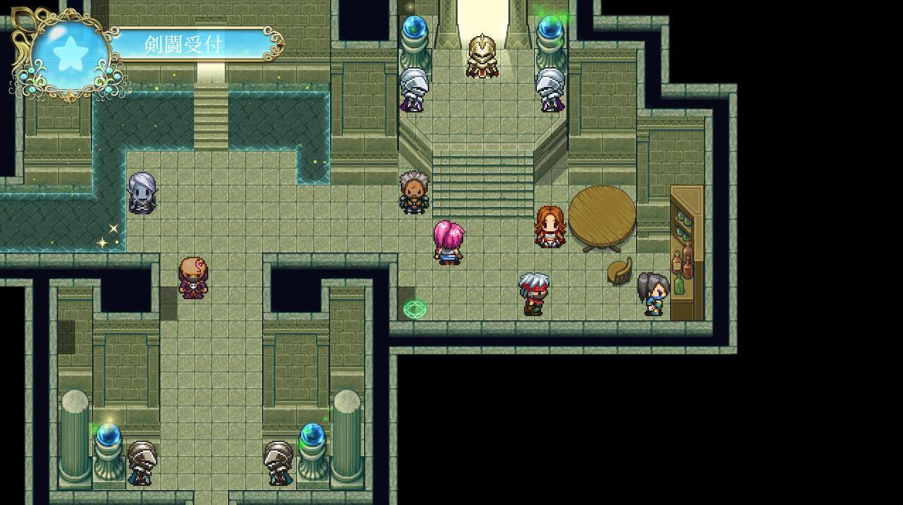 SeraandtheGoddessArena RPG Eroge 14