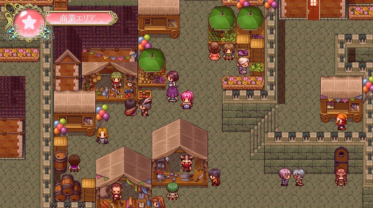 SeraandtheGoddessArena RPG Eroge 19