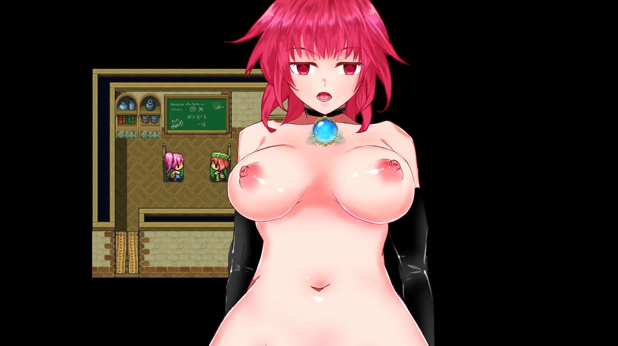 SeraandtheGoddessArena RPG Eroge 27