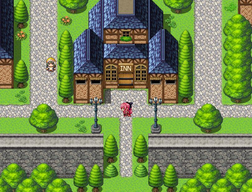 ShamelessWarrioressAtena Eroge RPG 6