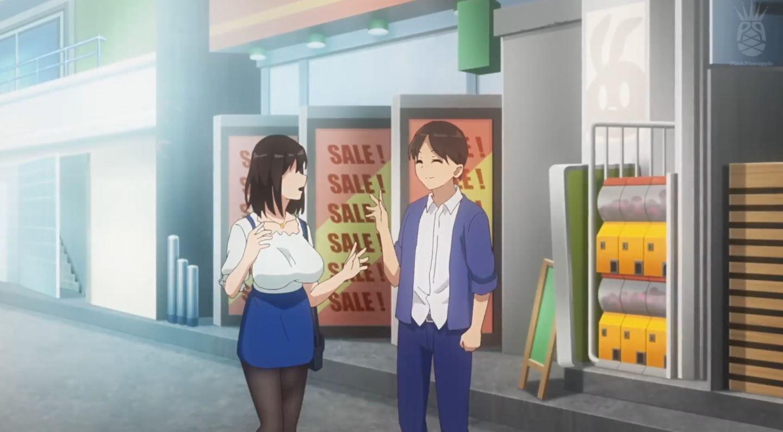 ToshoshitsunoKanojo Episode3 41