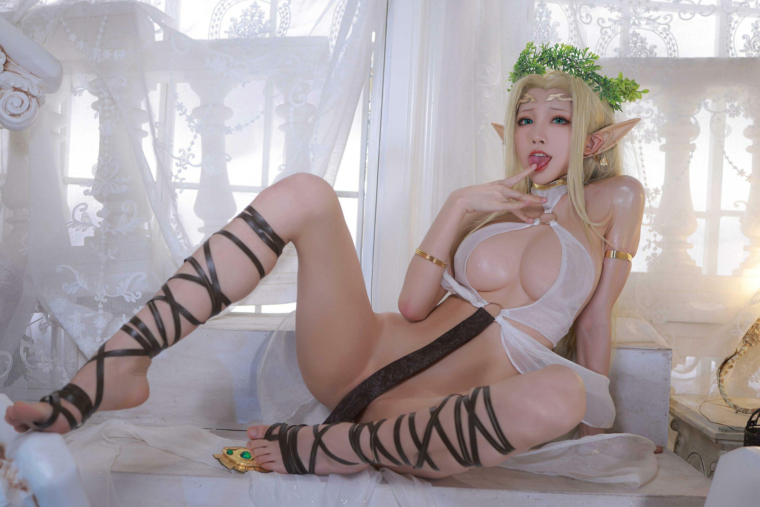 Kuroinu Celestine Cosplay by Aqua 10