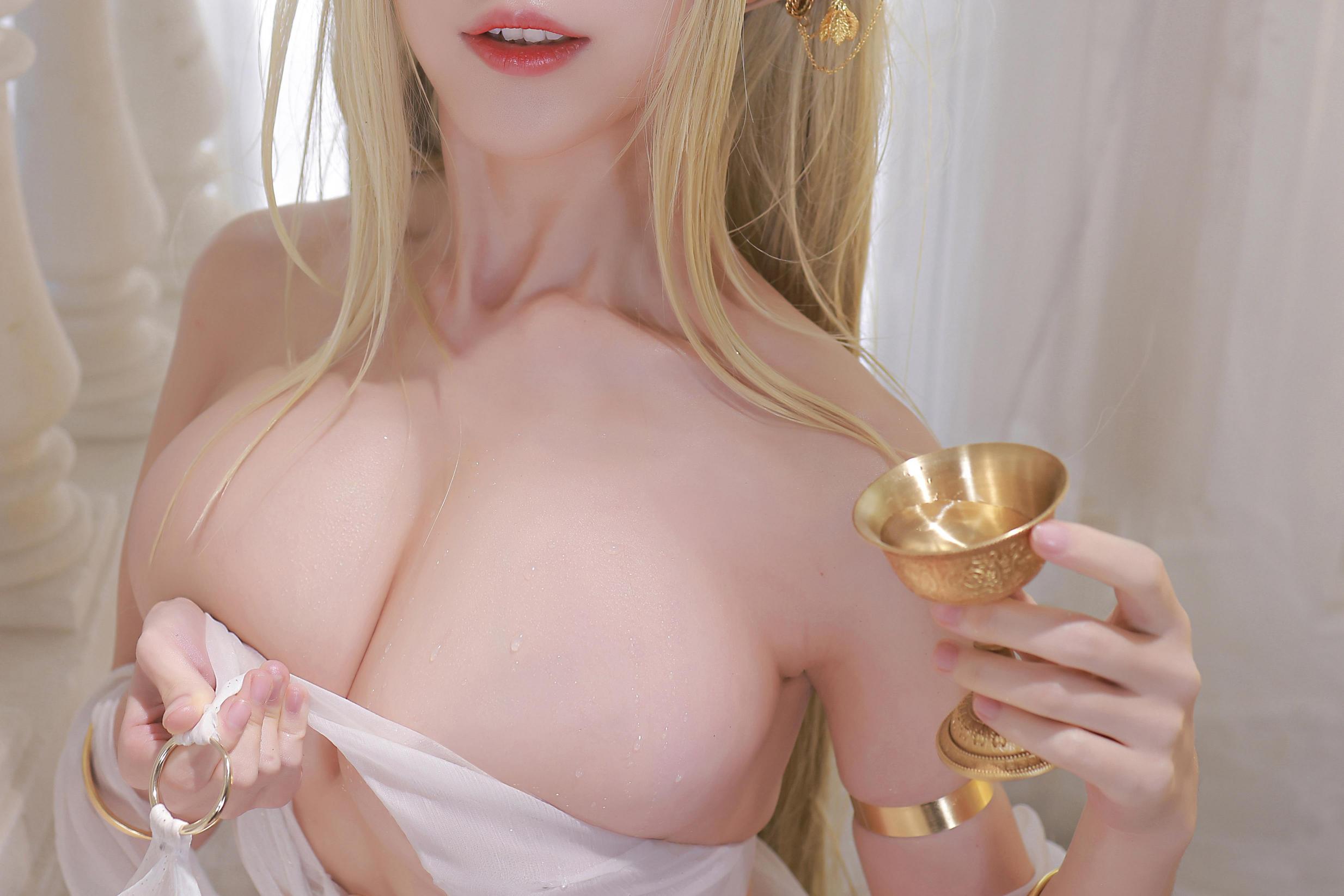 Kuroinu Celestine Cosplay by Aqua 26