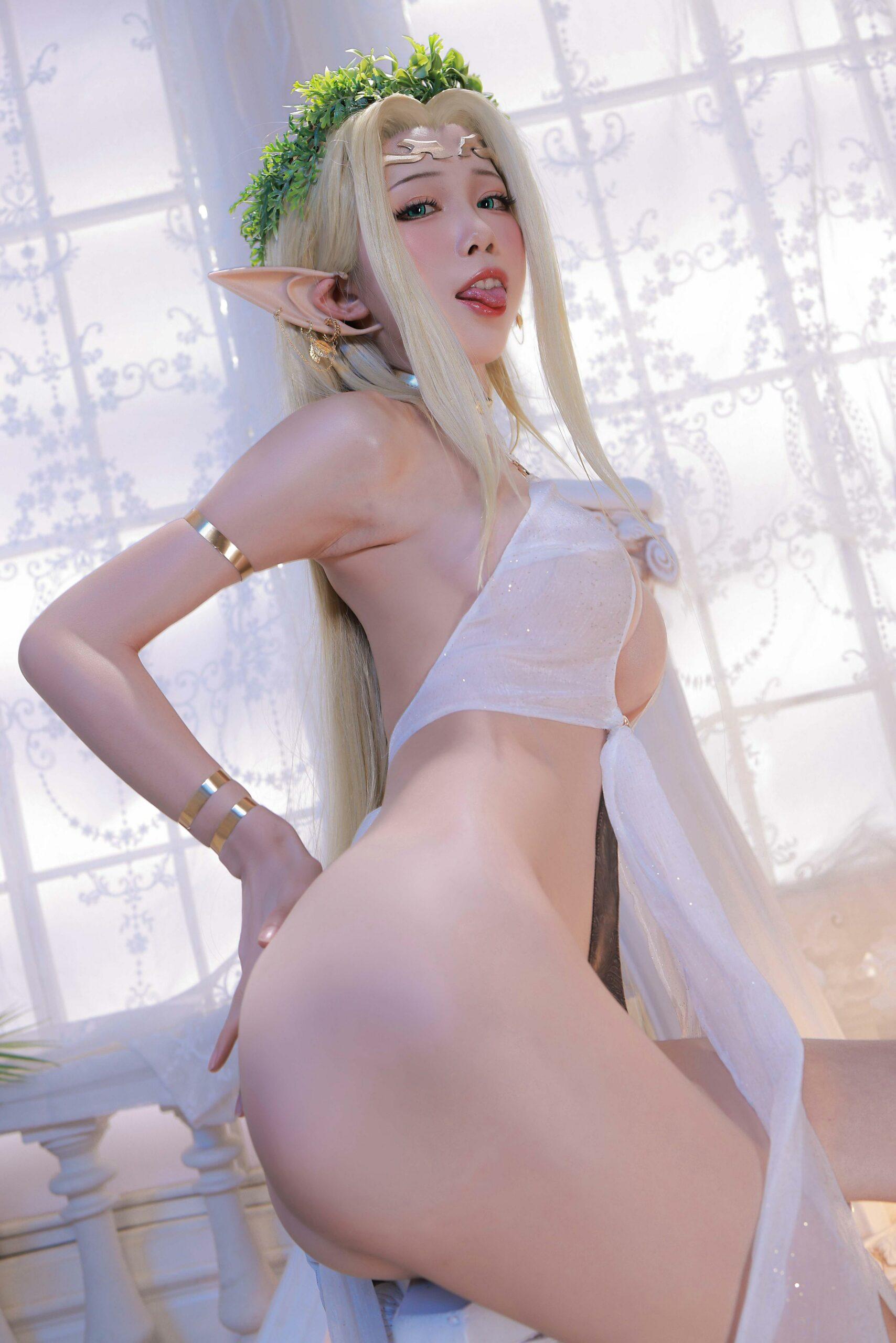 Kuroinu Celestine Cosplay by Aqua 34