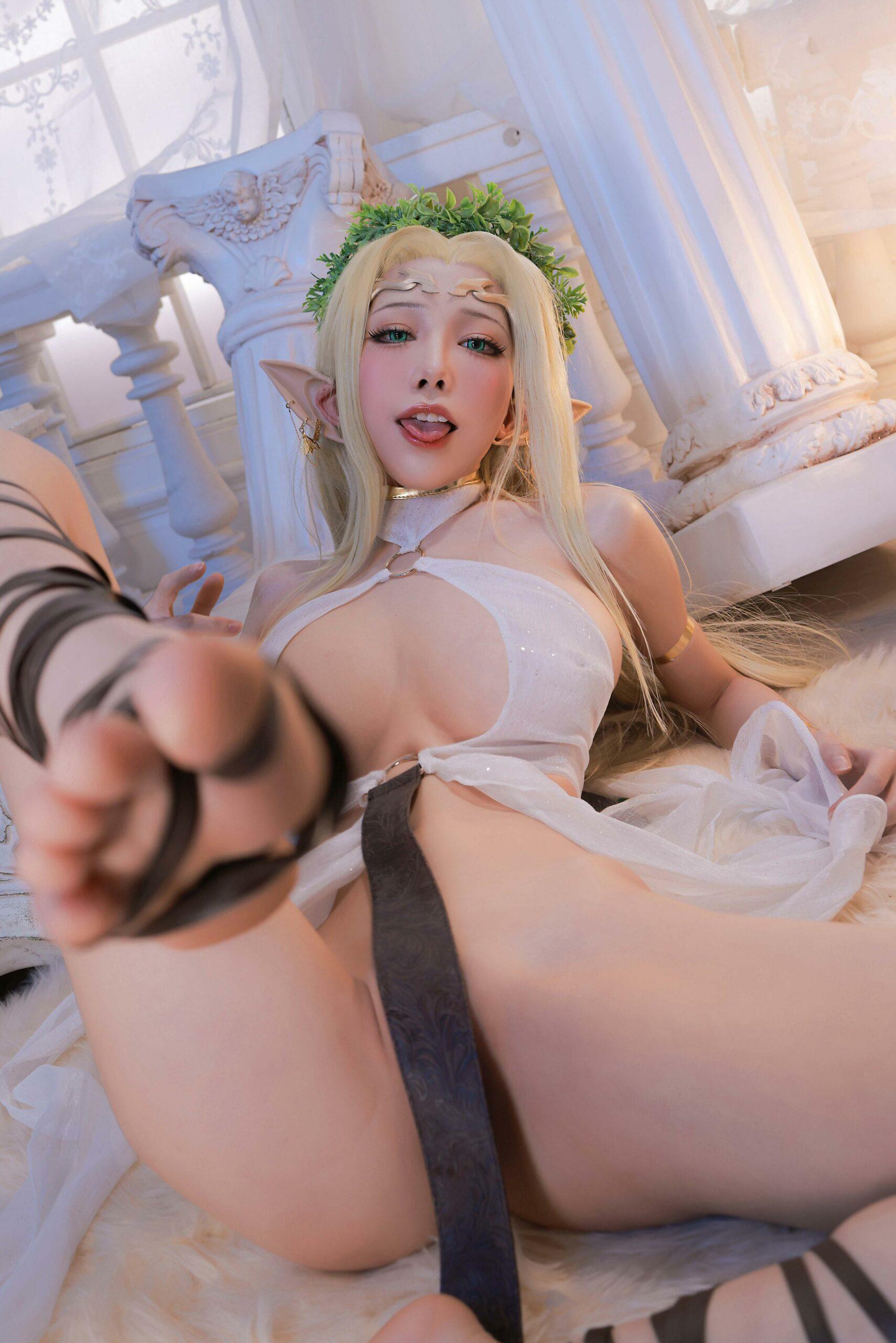 Kuroinu Celestine Cosplay by Aqua 54