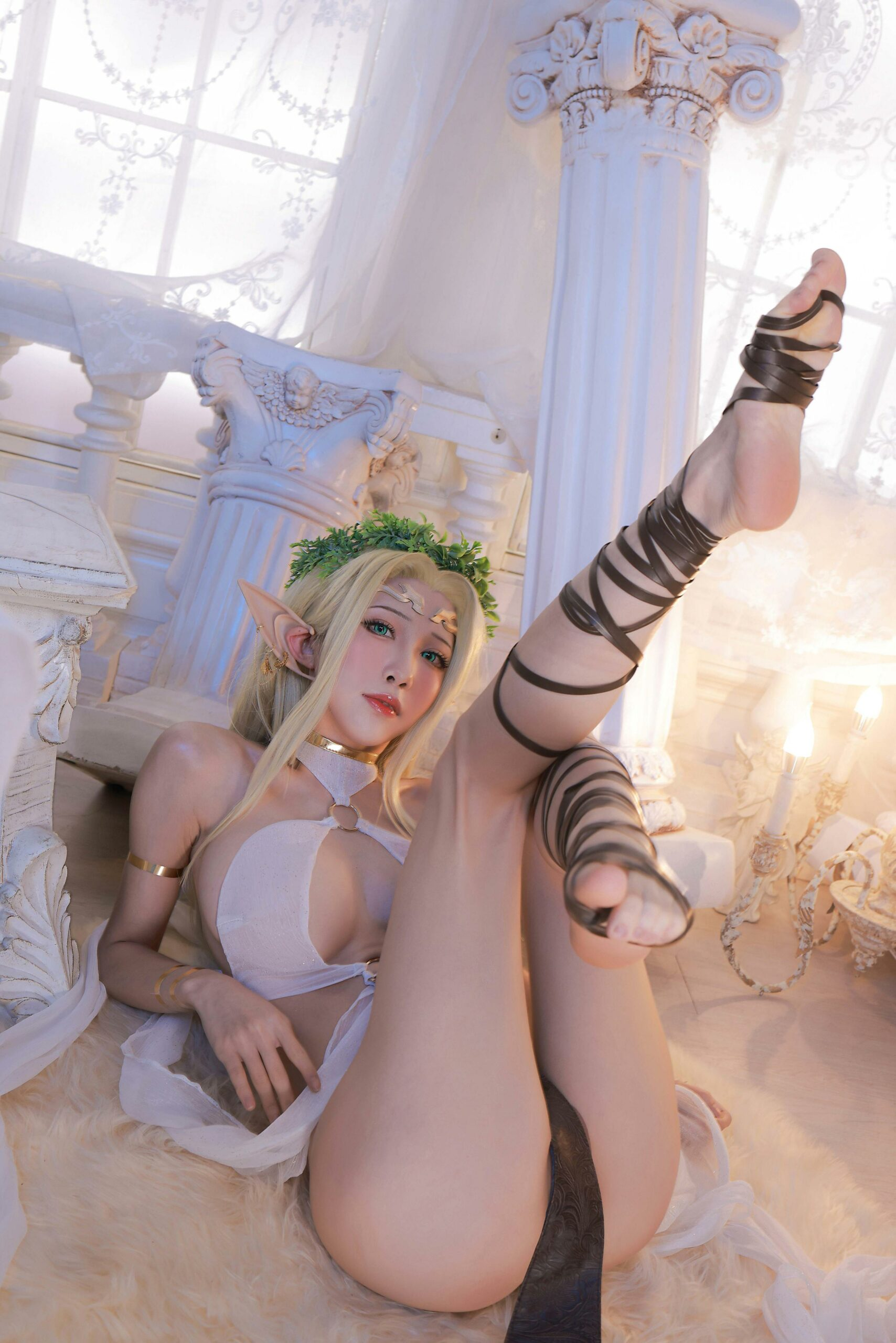 Kuroinu Celestine Cosplay by Aqua 56