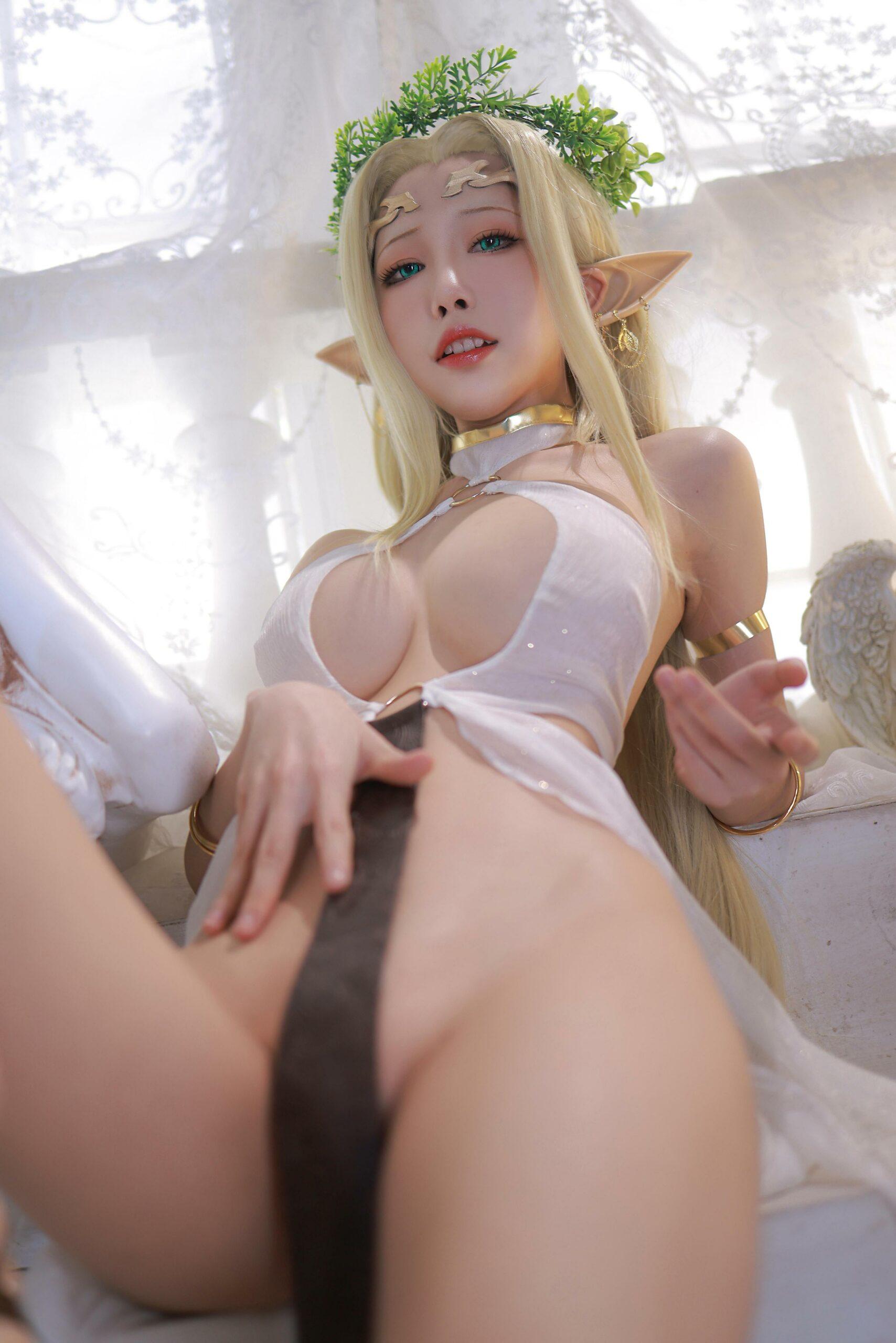 Kuroinu Celestine Cosplay by Aqua 67