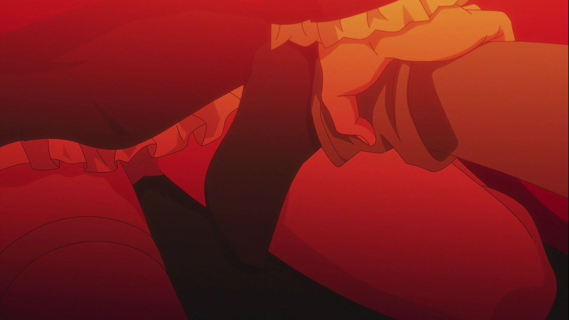 MegamiRyounoRyoubokun Episode9 10