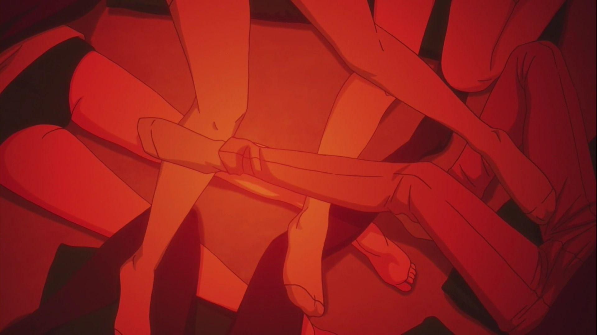MegamiRyounoRyoubokun Episode9 12