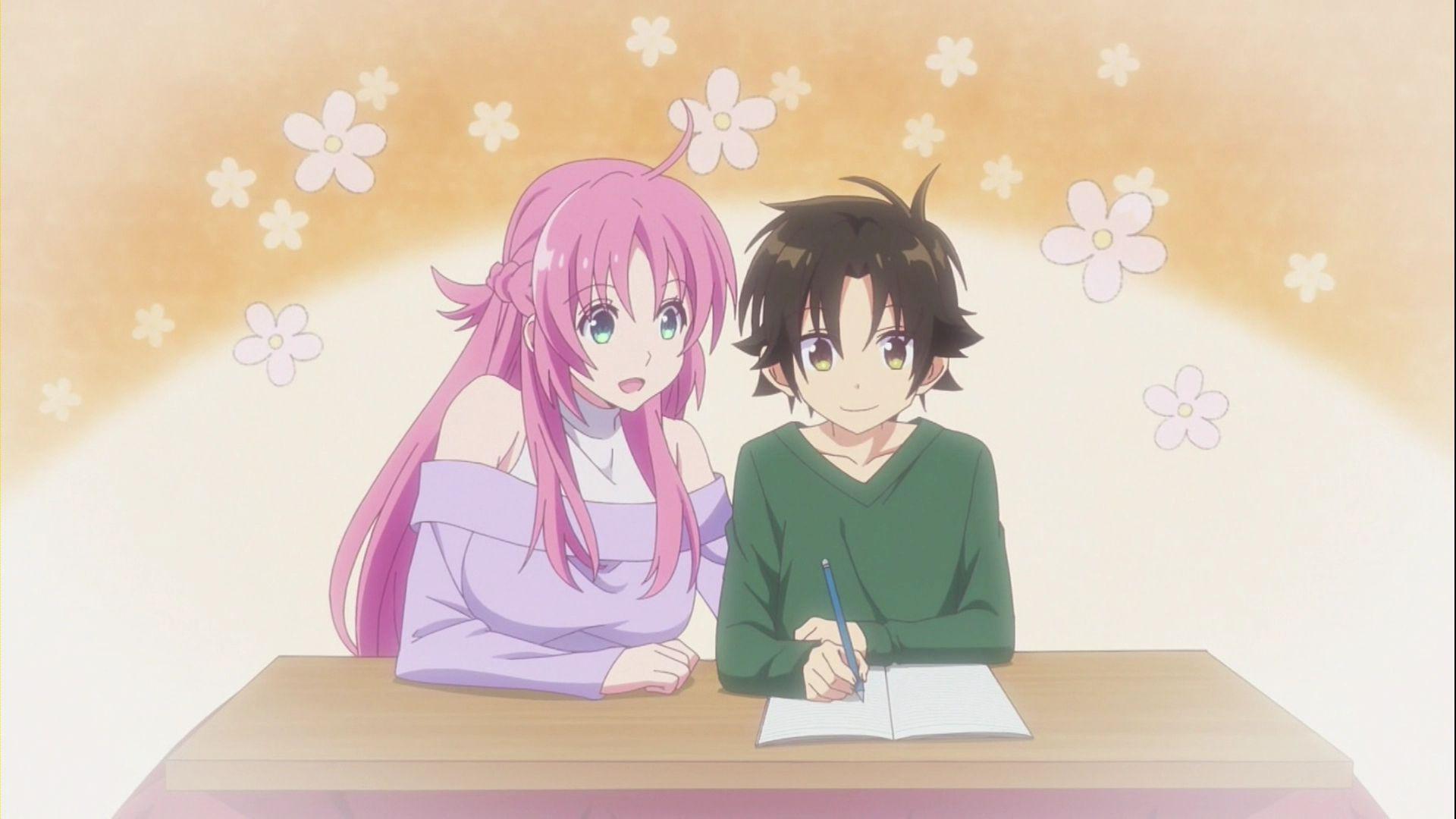 MegamiRyounoRyoubokun Episode9 18
