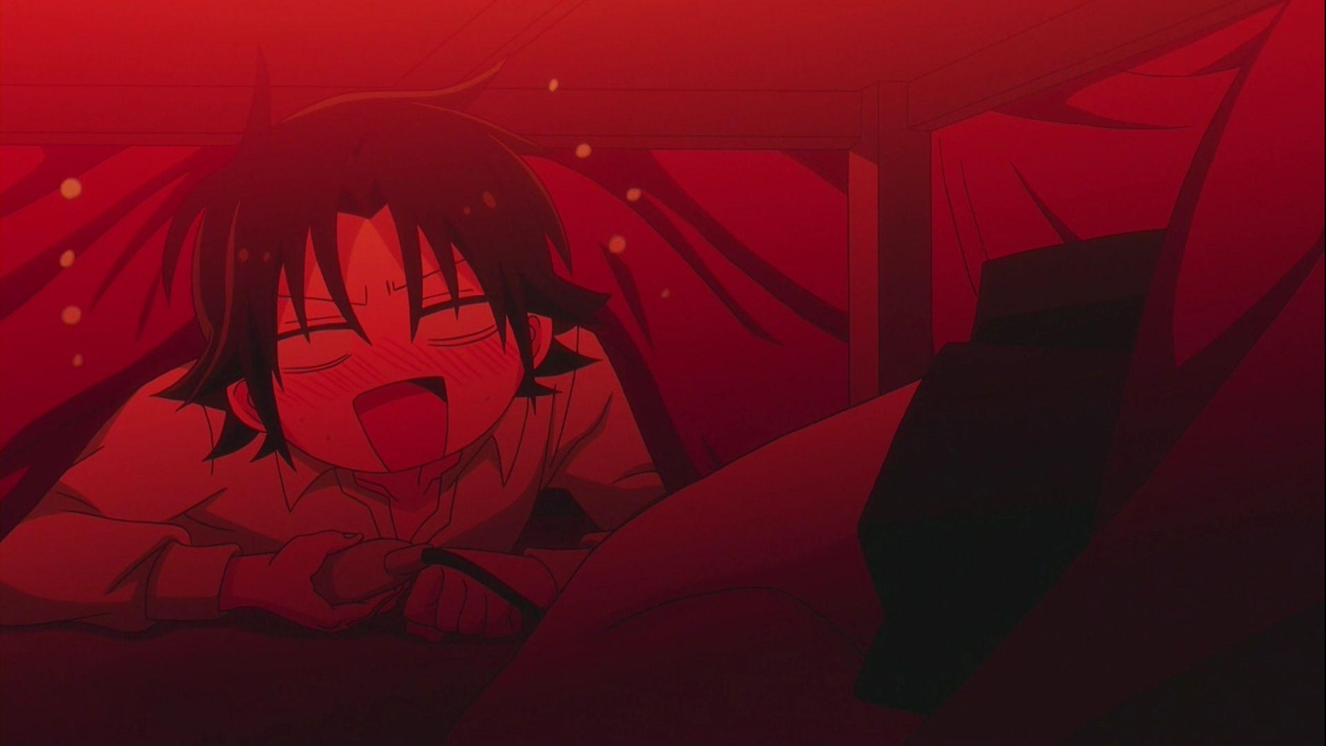 MegamiRyounoRyoubokun Episode9 24
