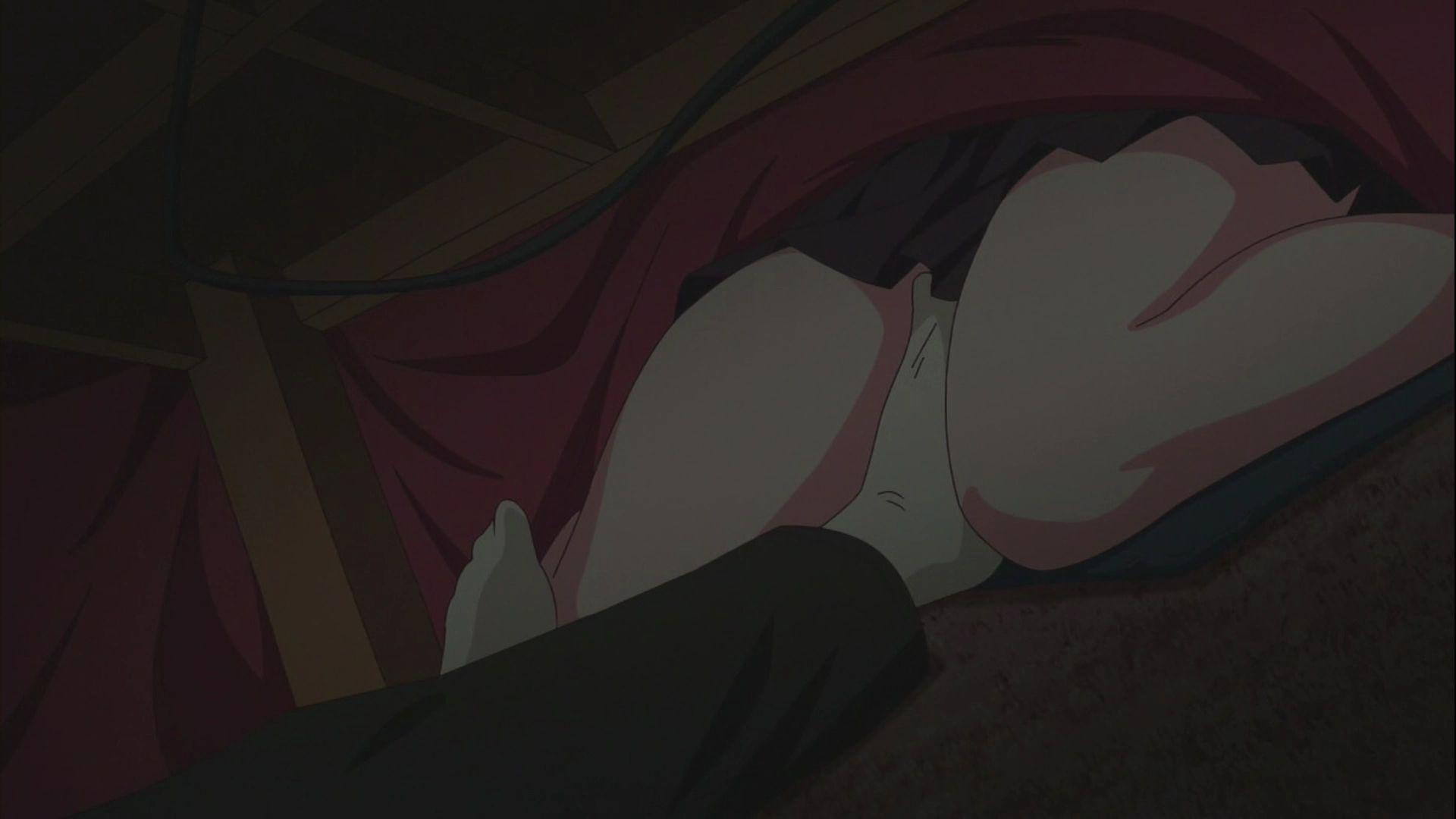 MegamiRyounoRyoubokun Episode9 29
