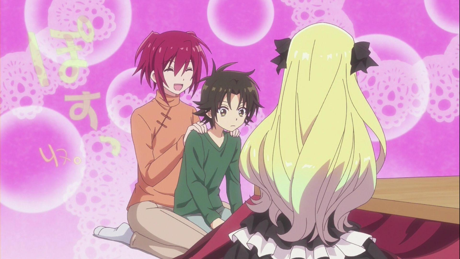 MegamiRyounoRyoubokun Episode9 3