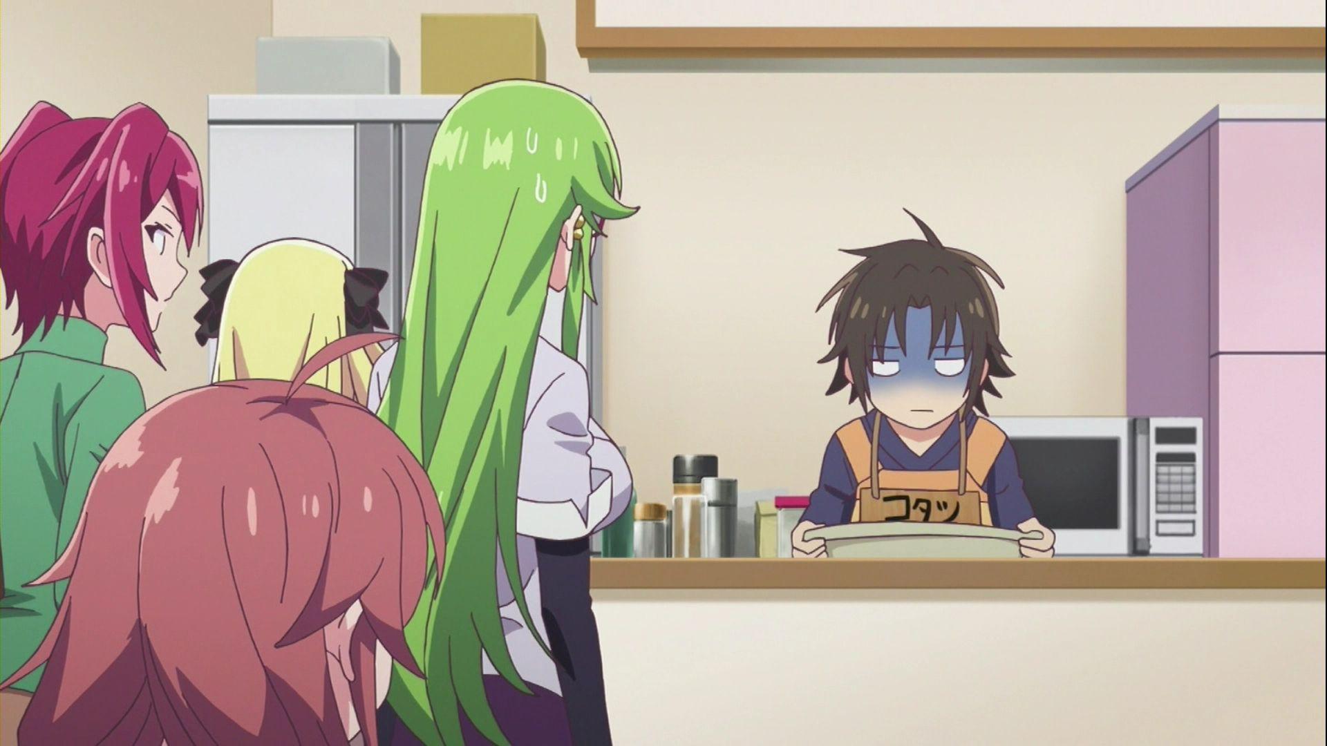 MegamiRyounoRyoubokun Episode9 40