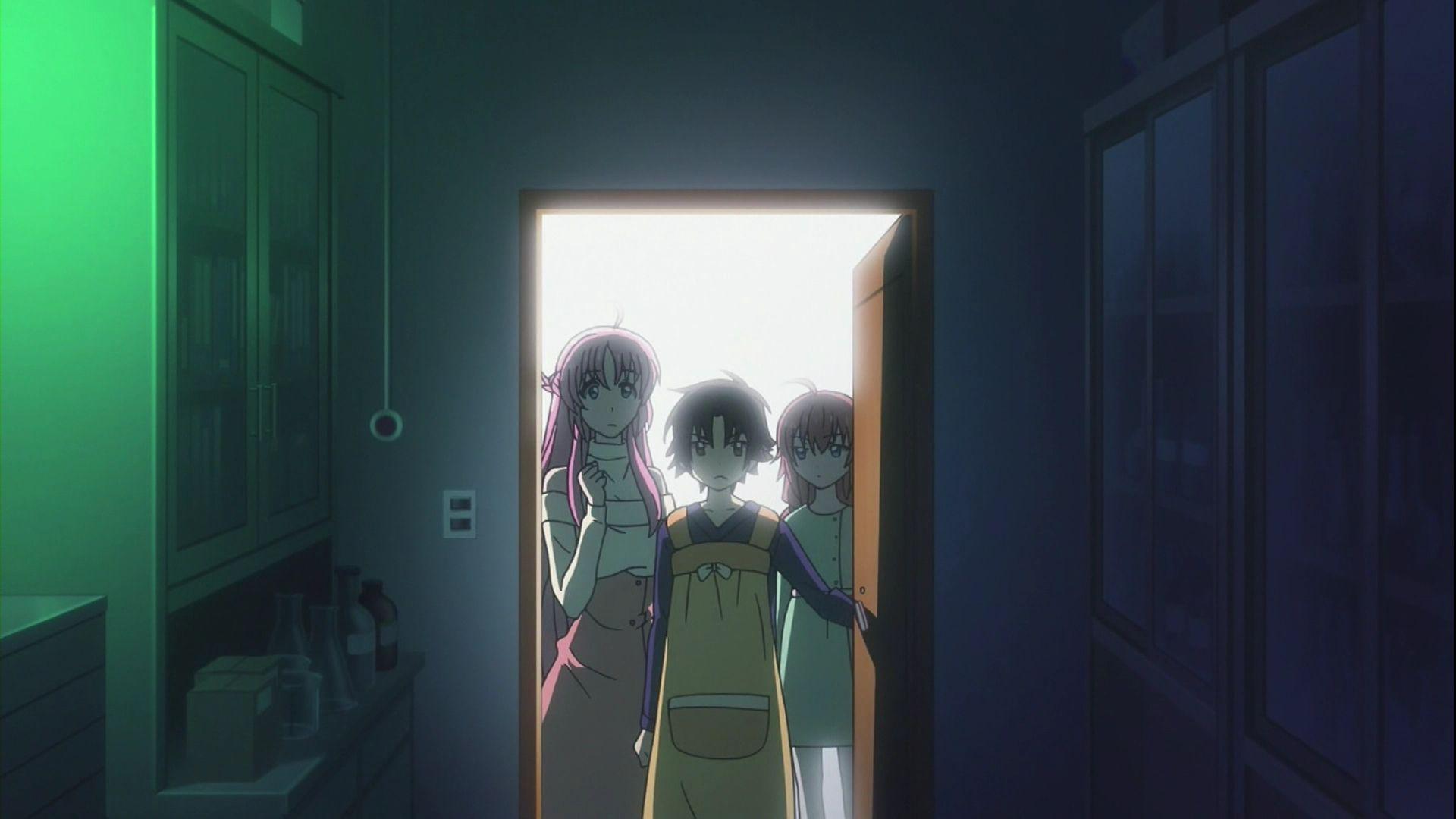 MegamiRyounoRyoubokun Episode9 67