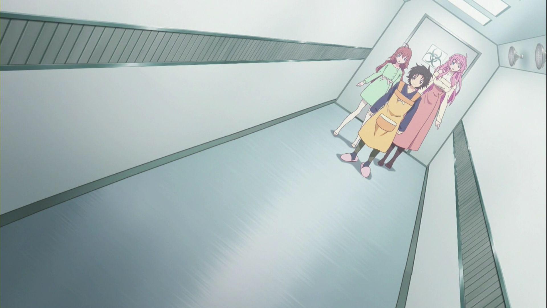 MegamiRyounoRyoubokun Episode9 68