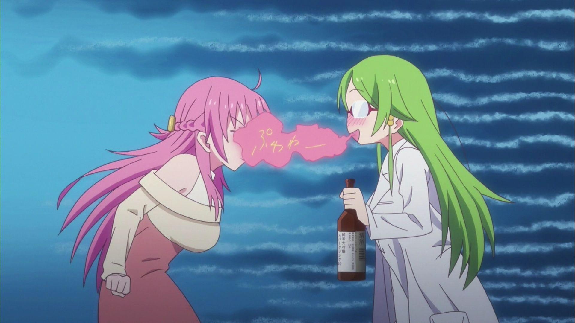 MegamiRyounoRyoubokun Episode9 85