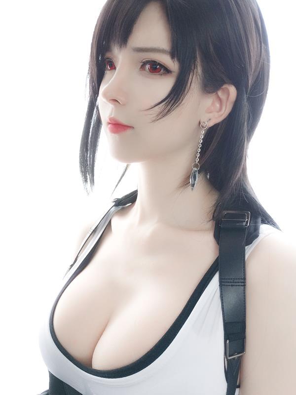 YixiaoyangzeTifaLockhartCosplay 14 2021