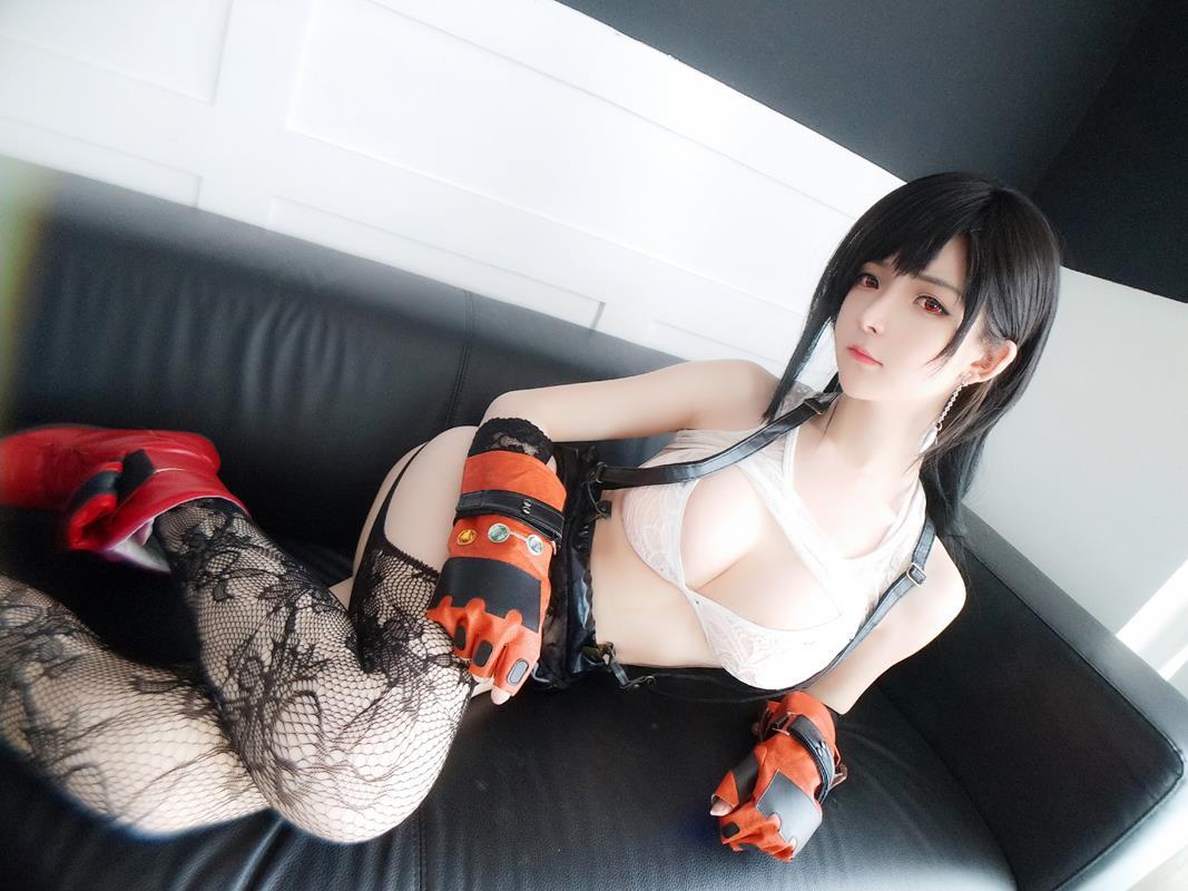 YixiaoyangzeTifaLockhartCosplay 42 2021