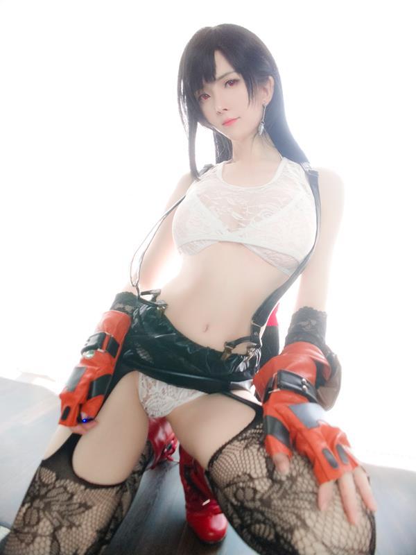 YixiaoyangzeTifaLockhartCosplay 51 2021