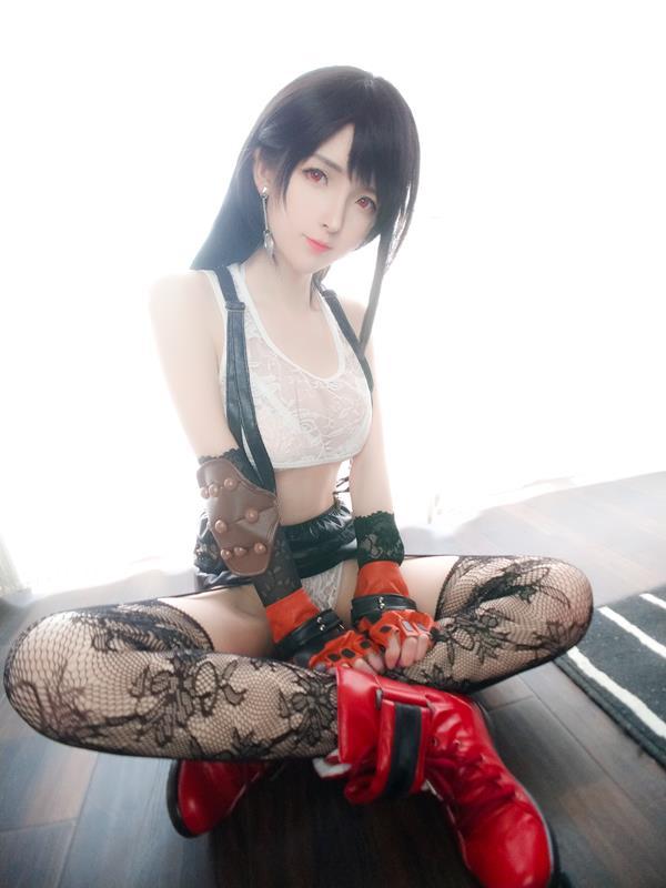 YixiaoyangzeTifaLockhartCosplay 55 2021