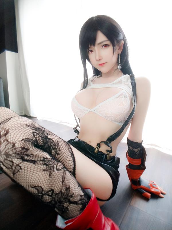 YixiaoyangzeTifaLockhartCosplay 61 2021
