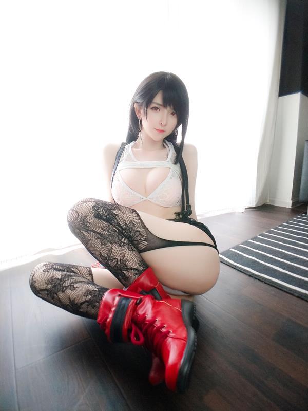 YixiaoyangzeTifaLockhartCosplay 62 2021